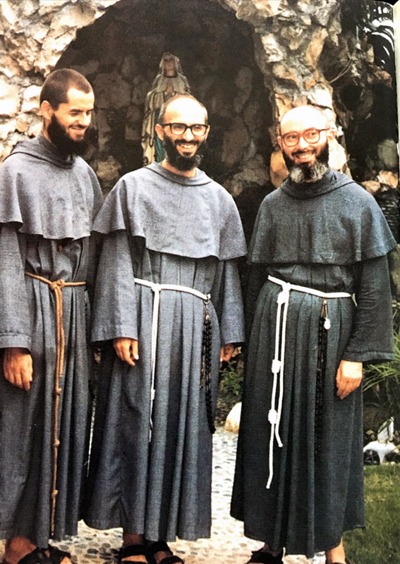 History Of The The Franciscan Friars Of The Immaculate In